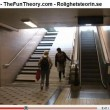 The Fun Theory: il pianoforte scala che migliora il mondo