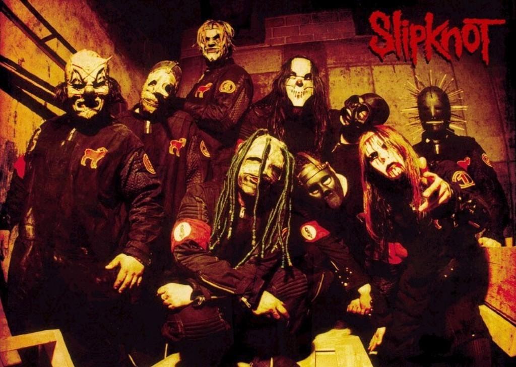 hardcore slipknot: