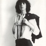 Patti Smith, l'anima ribelle del rock